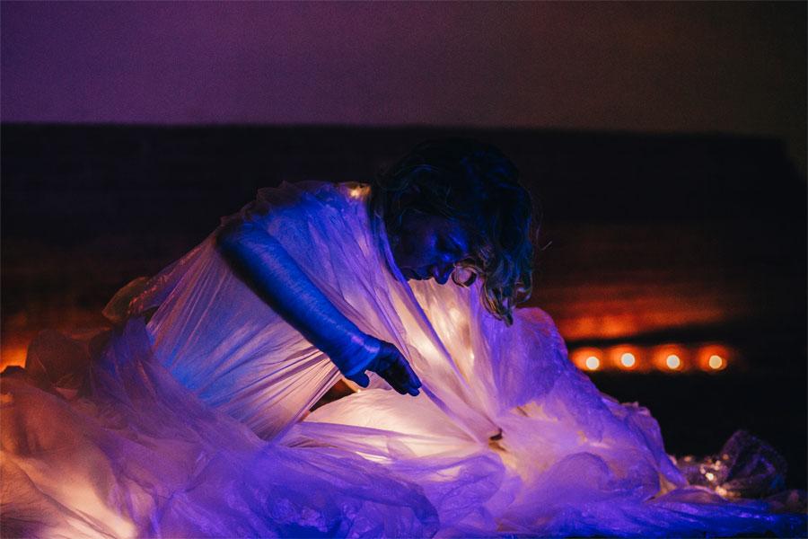 Mercedes Quesada (theatre, happening and performance)