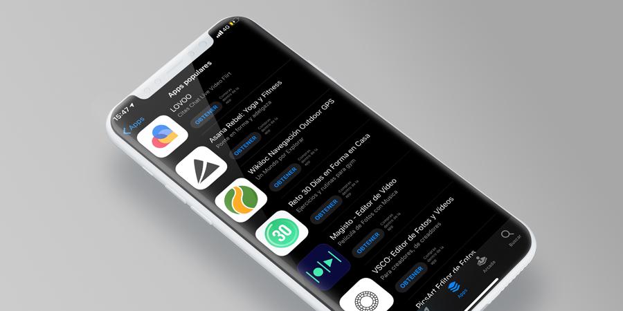 ASO (App Store Optimization) o Posicionamiento para aplicaciones móviles
